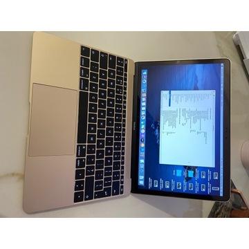 """Apple Macbook 12"""" A1534 retina 512gb ssd, 8gb ram"""