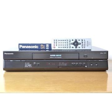 Magnetowid PANASONIC NV-HV60, stereo Hi Fi, 100%OK