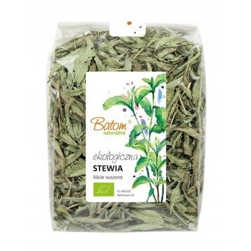 Stewia stevia 15g - liście lub proszek BIO/EKO