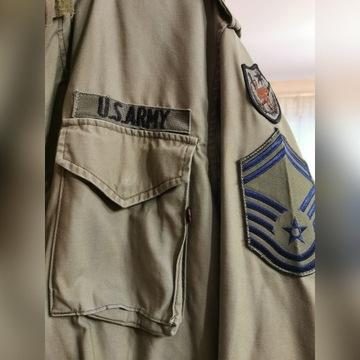 Kurtka wojskowaj, US Army, oryginalna, armia USA.