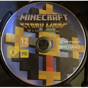 Minecraft story mod od (1zł) BCM