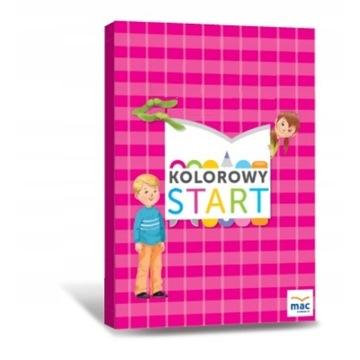 KOLOROWY START 5/6 - latek PAKIET BOX
