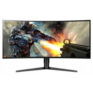 "Monitor LG 34GK950F-B 34"" gamingowy curved"