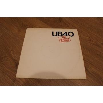 UB40 - The Singles Album LP