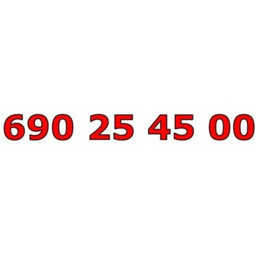 690 25 45 00 ORANGE ŁATWY ZŁOTY NUMER STARTER