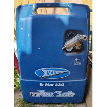 sprężarka kompresor Dr Mar 230 Fini Air+Lab