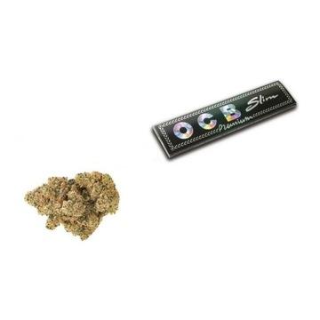 1G Susz Amnesia Haze 12% CBD 0.2% THC + GRATIS