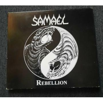 Samael- Rebellion 1 wydanie 1995 Century Media