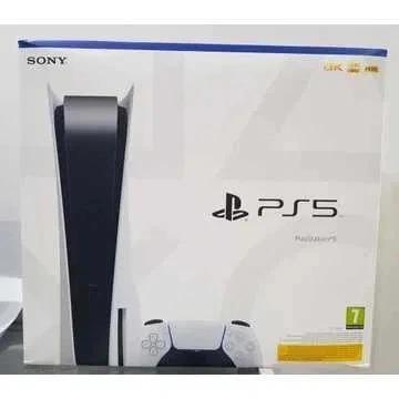 Konsola PlayStation 5 PS5 BLU-RAY Nowa Kraków