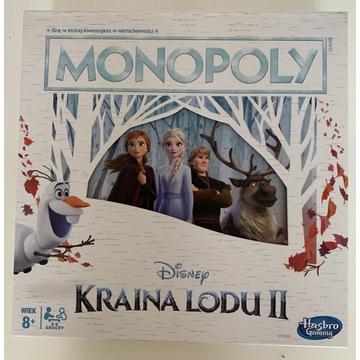 MONOPOLY Kraina Lodu 2