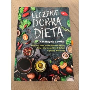 Leczenie dobra dieta Katarzyna Lewko