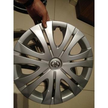 "Oryginalne kołpaki Toyota 16"" Avensis Auris kpl"