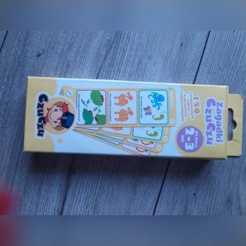 Czuczu zagadki dla dzieci 2-3 lat