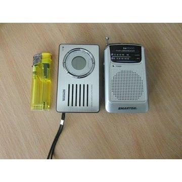 2 radia kieszonkowe w cenie 1, st.bardzo dobry !!!
