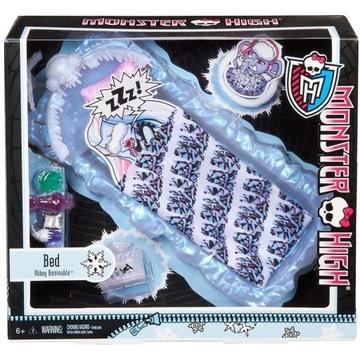 Łóżko Monster High Y2867, Y0403