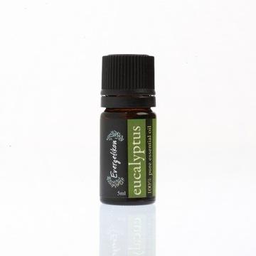 Naturalny Olejek Eteryczny Eukaliptusowy z Grecji