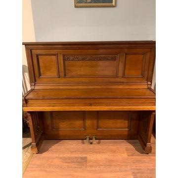 Pianino po renowacji