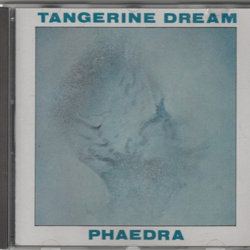 TANGERINE DREAM-Phaedra '85 Mint UK CD
