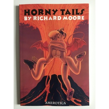Horny Tails by Richard Moore Amerotica Erotyka