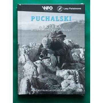 Puchalski Arktyka Włodzimierza Puchalskiego +płyta