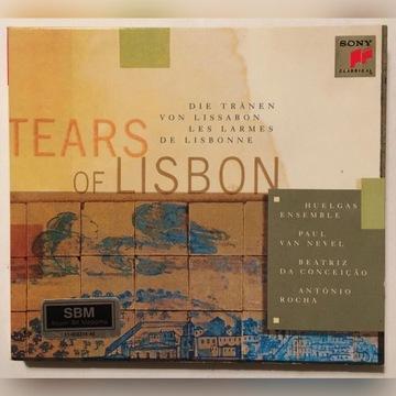Tears of Lisbon Huelgas Ensemble Paul van Nevel