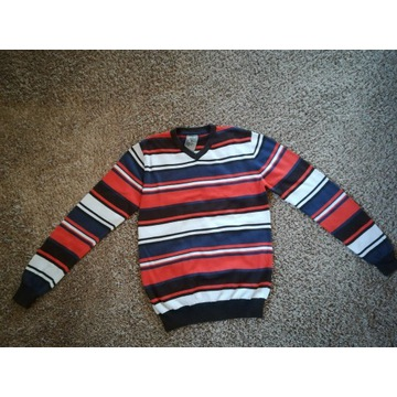 Bluzka w kolorowe paski CROPP