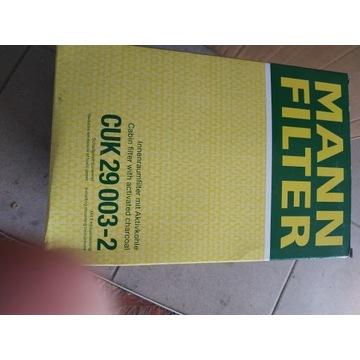 MANN-FILTER CUK 29 003-2 kabinowy