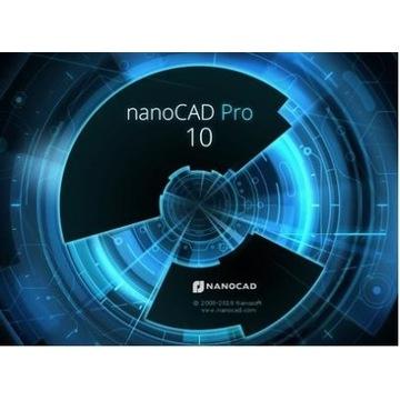 Nanosoft nanoCAD Pro 10 64 BIT