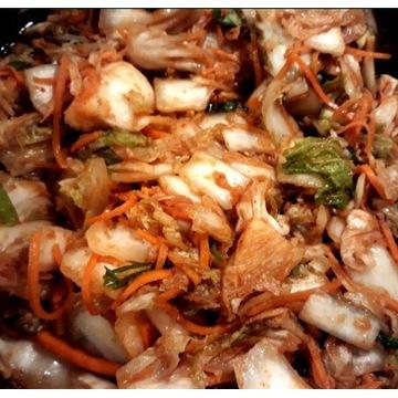 Kimchi BUM 900 ml bio superfood probiotyk kiszonki