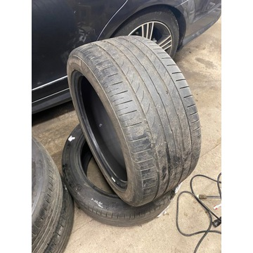 Opony 245/40 r17 continental contisportcontact 5