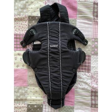 Babybjorn nosidło czarne kratka