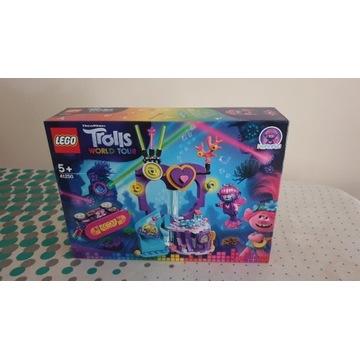 Lego Trolls World Tour 41250 Impreza techno
