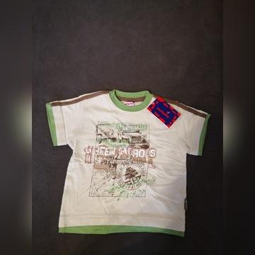 T-shirt Patrol rozmiar 92 od Mariquita