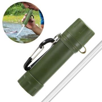 Survival- Przenośny, Filtr Wodny do wody pitnej