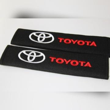 Toyota nakładki na pasy bezpieczeństwa