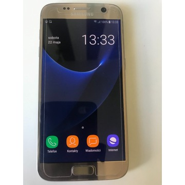 Smartfon Samsung Galaxy S7 Złoty