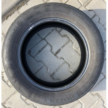 Continental ContiPremium Contact 5 215/55 R16 V