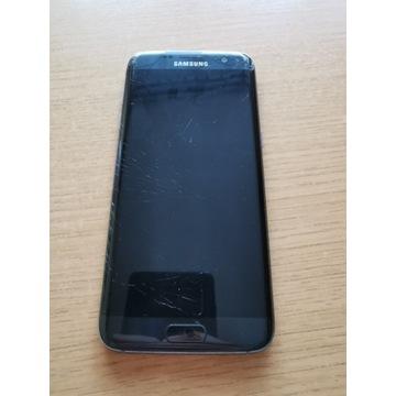 Samsung Galaxy S7 Edge - Uszkodzony Opis!