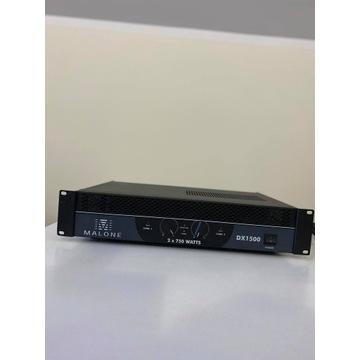 MALONE DX1500 Wzmacniacz nagłośnieniowy