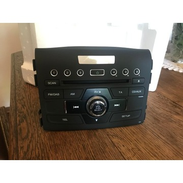 Radio Oryginalne Honda CRV roczniki 2012- 2015