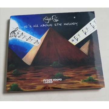 Aly & Fila It's All Abaut The Melody CD