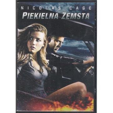 PIEKIELNA ZEMSTA Nicholas Cage UNIKAT