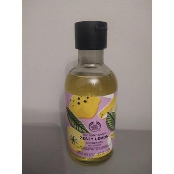 The Body Shop Zesty Lemon żel pod prysznic 250 ml