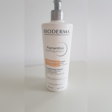 Pigmentbio FoamingCream żel oczyszczający Bioderma