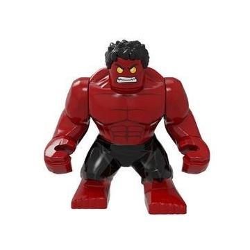 Lego Red Hulk Figurka