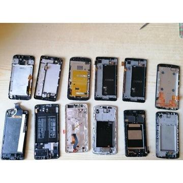 Wyświetlacze do telefonów różne modele