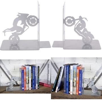 Podpórka pod książki Motocykl