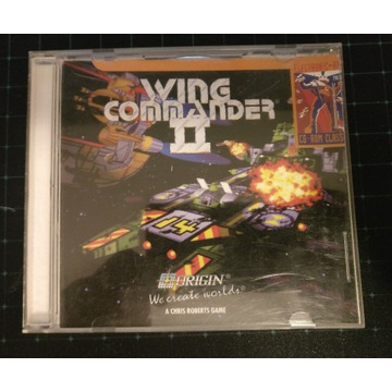 Wing Commander II - PC cd-rom