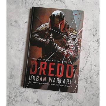 Dredd: Urban Warfare HC