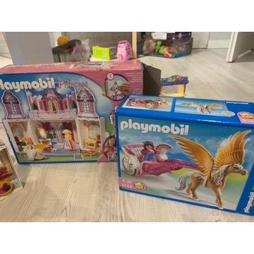 Playmobile 5419 princess 5143 gratis dzień dziecka